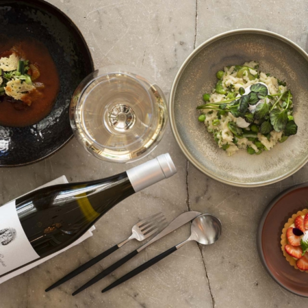 3 gangen | Vegetarisch menu