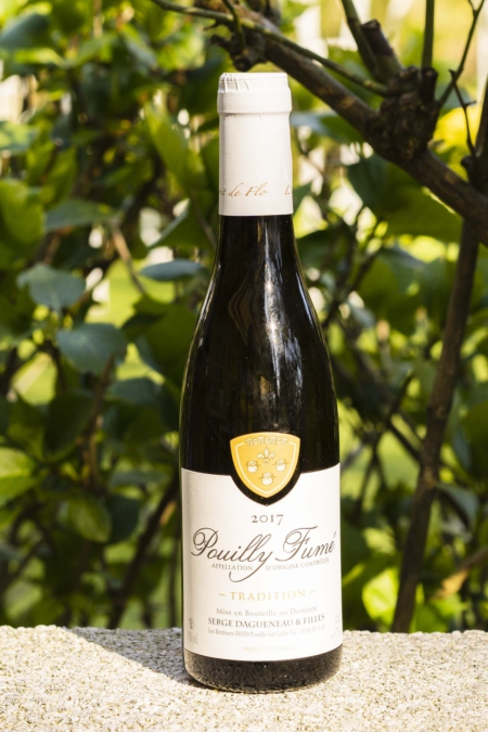 Serge Dagenau, Pouilly Fumé 'Tradition' (1/2 bottle)